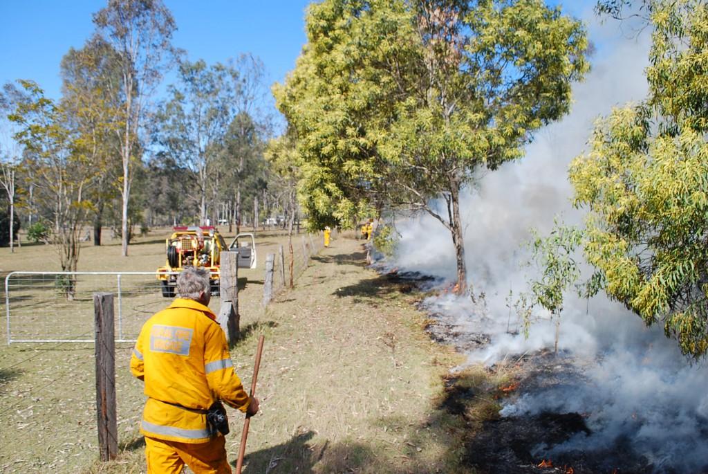 Rural fire bragade