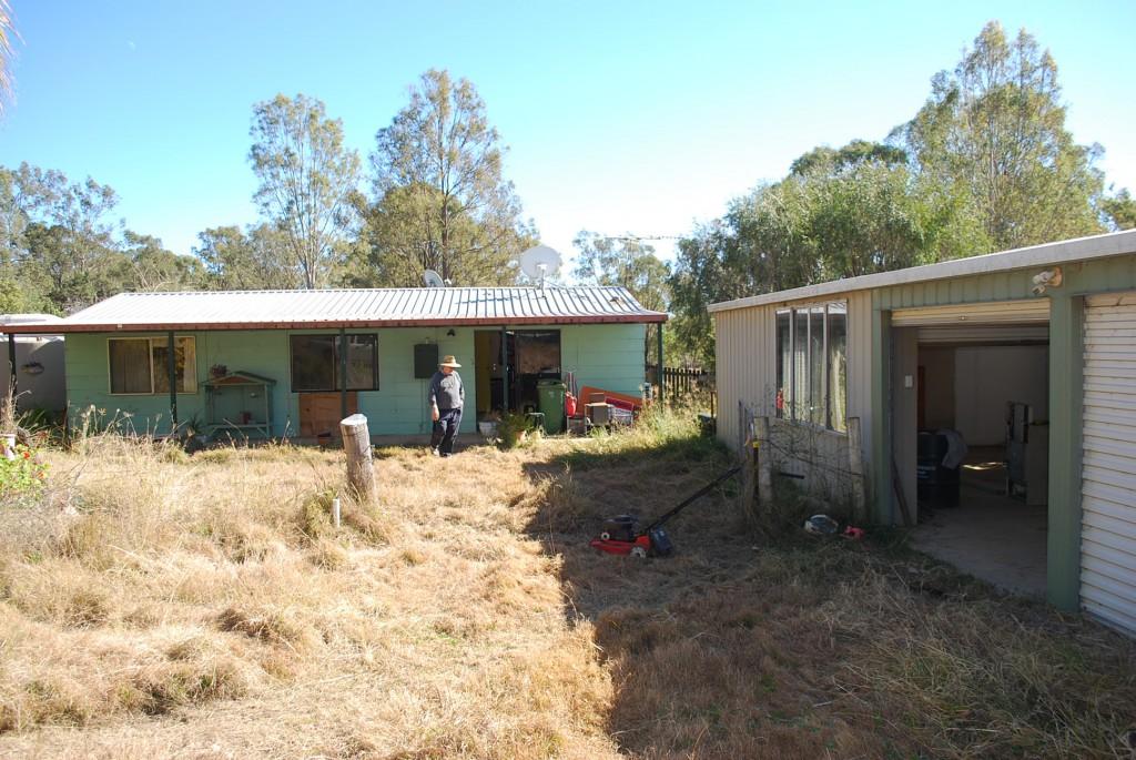 1.2 Esk house before