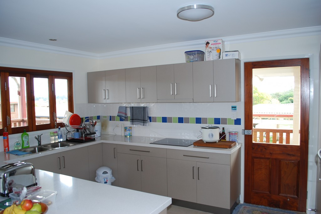 5.3 Stafford Heights kitchen after