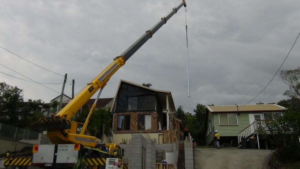 Crane posts